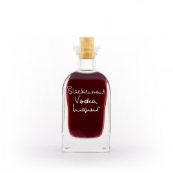 Blackcurrant Vodka Liqueur (Personalisation & Choice of Bottle Shape)