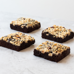 Toasted Hazelnut Brownies Gift Box
