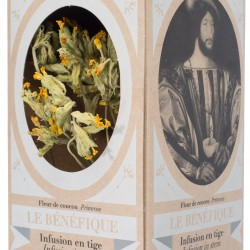 Le Benefique Herbal Tea - Organic Primrose 16 stems