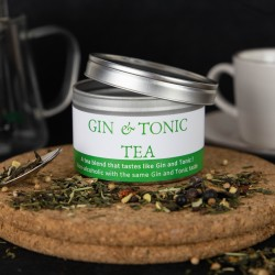 Gin and Tonic flavoured Tea