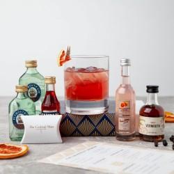 Pink Grapefruit Negroni Cocktail Kit
