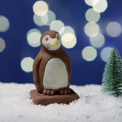 Christmas Chocolate Penguin