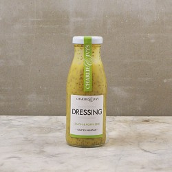 Lemon and Poppy Seed Dressing