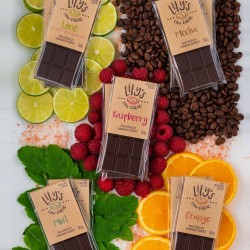 Peruvian Raw Chocolate Bars Selection Pack