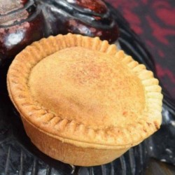 Rendang Curry Vegan Pies