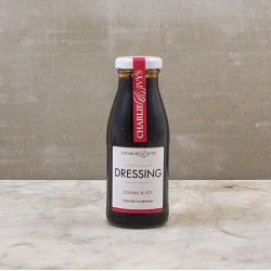 Sesame and Soy Dressing