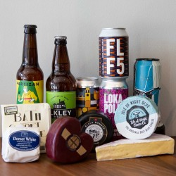 6 Craft Beers & 6 Cheeses Subscription