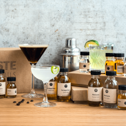 The TASTE Cocktails Three Month Cocktail Subscription