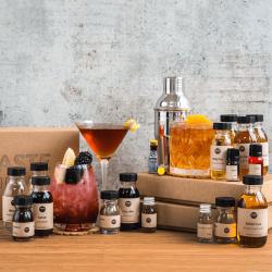 The TASTE Cocktails Six Month Cocktail Subscription