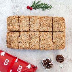 Totally Toasted Coconut Blondie - Serves 10 (Gluten Free)