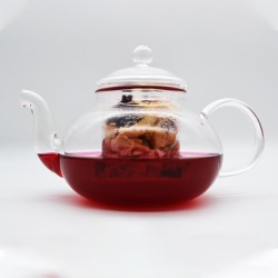Nim's Edible Tea - Beetroot, Pineapple & Parsnip Tea