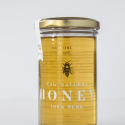 Raw Cambridgeshire Spring Honey 325g