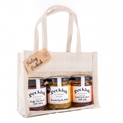 The Three Amigos - Chilli, Chutney and Pickle Gift Pack