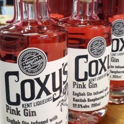 Coxy's Pink Gin No.1