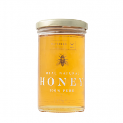Pure Raw Orange Blossom Honey