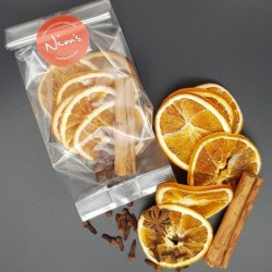Nim's Infusions - Mulled Wine Infusion (2 Pack)