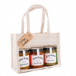 Pesto Variety 3-Jar Gift Pack