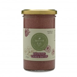 Raspberry Cashew Butter