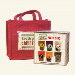 Hot Six Chilli Chocolate Gift Bag