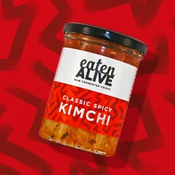 Raw Classic Spicy Kimchi (Multipack 4 x 375g)