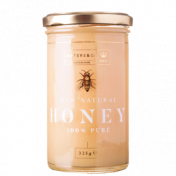 Pure Raw Orange Blossom Honey
