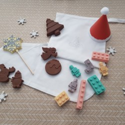 Children's Chocolate Christmas Stocking