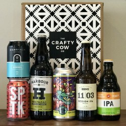 Pale Ales & IPAs Craft Beer Case