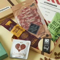 Luxury Delicatessen Letter Box Hamper