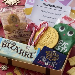 Kids Christmas Letter Box Hamper