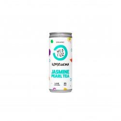Jasmine Dreams Kombucha Fermented Tea (12 Cans)