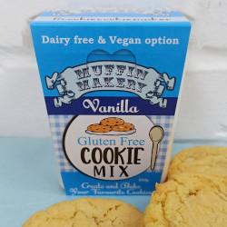 Gluten Free Vanilla Cookie Mix