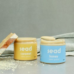 Caramel & Honey Tahini Spreads Bundle