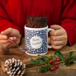 Snowballs Chocolate Mug Cake Gift Set