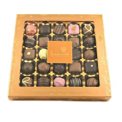Luxury Window Box Chocolate Assortment