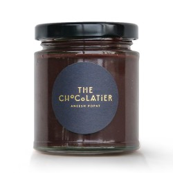 Salted Caramel Dark Chocolate Spread