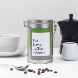 Personalised Coffee Gift Tin [CLONE]