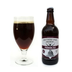 Pudding Real Ale (Case of 12)
