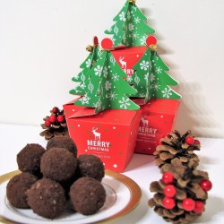 Christmas GoNuts! Free-From Snacks - 4 x Stocking Fillers - a fabulous mix of our new festive flavours!