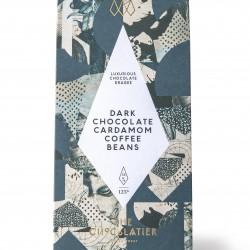 Dark Chocolate Cardamom Coffee Beans