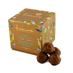 Truly Scrumptious Milk Chocolate Sea Salt Caramel Truffles
