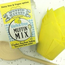 Free From Lemon & Poppy Seed Muffin Making Kit