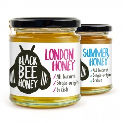 Black Bee Honey Twin Pack - London & Summer