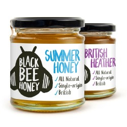 Black Bee Honey Twin Pack - Summer & Heather