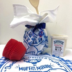 Muffin Makery Tea Towel Gift