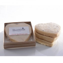 Christmas Monthly Shortbread Biscuit Subscription