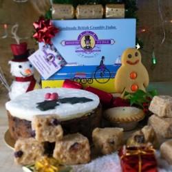 The Christmas Fudge Gift Box