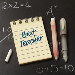 Best Teacher Chocolate Gift Set