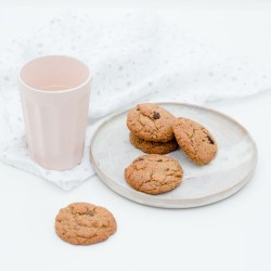Lactation Cookies - Cinnamon Raisin Cookies