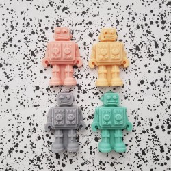 White Chocolate Robots