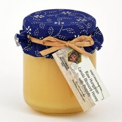 Raw Hungarian Canola Blossom Honey with Propolis